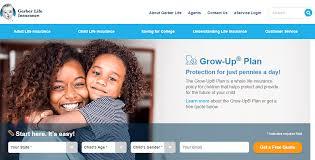 Gerber life insurance company 445 state street fremont, mi 49412. Gerberlife Com Esrvice Pay Online Gerber Life Insurance Pay Bill 4 Options