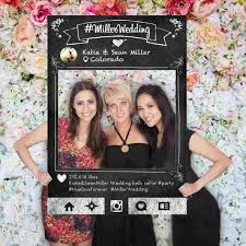 ig rhcom kiss diy photo booth frame bridal shower the miss goodbye kate spade ig rhcom