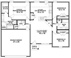 single story 5 bedroom house plan single story four bedroom house plans 1 story open concept