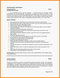 Quality Assurance Sample - Resume And Cover Letter - Resume And ...