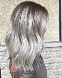 Ash Blonde Hairstyles Women Hair Color