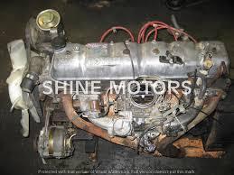 USED ENGINE TOYOTA 2F 4.2 PETROL LANDCRUISER | Shine Motors