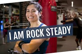 i am rock steady