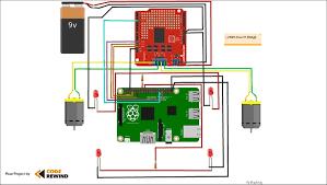 how to build a raspberry pi wifi rc car using webiopi raspberry pi wifi car wiring