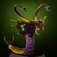 venomancer dota 2 minecraft skin