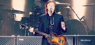 Seating Chart For Paul Mccartney Paul Mccartney Concert Tickets Freshen Up Tour 2019 Dates