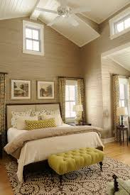 tongue and groove white ceiling. vaulted ceiling curtains bedroom farmhouse with tongue and groove white n