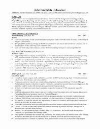Sample Traders Resume Sample Resume Equity Sales Trader Danayaus 11