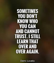 Top 40 Quotes On Trust And Trust Issues New Trust Sayings And Quotes