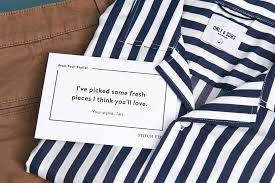 Stitch Fix Notes Stitch Fix Launches In The Uk Can An Algorithm Help You