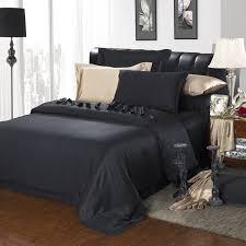 black silk sheets silk duvet cover silk pillowcase silk blanket