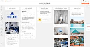 pleted interior design brief template in milanote app