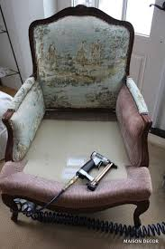 french chair upholstery ideas. maison decor: how to reupholster the easy way: my french chair | sewing pinterest upholstery, diy furniture and craft upholstery ideas a