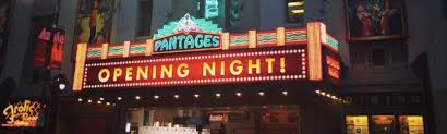 Pantages Theatre Ca Tickets And Seating Chart