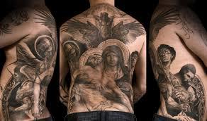 21 карточка в коллекции мужские татуировки пользователя O