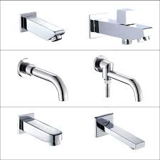 tub spout with shower diverter free chrome brass wall mounted tub spout concealed install bath shower tub filler rv tub shower faucet valve