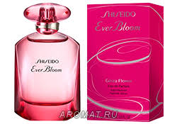 Shiseido Ever <b>Bloom</b> Ginza <b>Flower</b> на Aromat.ru