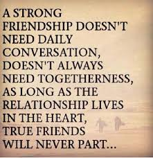 Very Inspiring Quotes About Life Custom Strong Friendship A Friendship Quote That's Very Inspiring Tap To