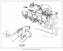 general wiring diagram for the 1955 59 gmc trucks series 300 and 1979 Chevy Wiring Diagram right hand diesel engine wiring diagram of 1979 gmc light duty truck series 10 35 1979 chevy k10 wiring diagram