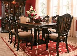 grand estates 7 pc dining set pertaining to raymour and flanigan room sets design 4
