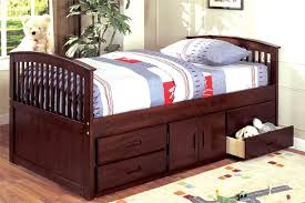kids beds with storage for girls. Kids Twin Bed With Drawers Cool Beds Storage 74 About Remodel Interior 4 For Girls .