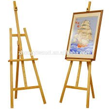 easel stand wood for floor mirror diy zample