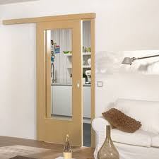 oak internal doors with glass