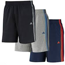 adidas 88387 shorts. mens adidas clima 365 performance ess cotton jersey shorts summer knee short 88387 d