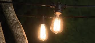 Solar Powered Retro Style String Light Bulbs Bright Ideas Mr Beams Wireless Lighting Blog Outdoor