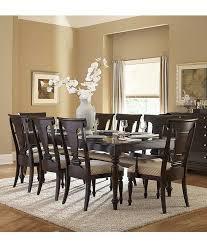 modern exclusive dining table luxurious design 1. Dream Furniture Black Modern Teak Wood 8 Seater Luxury Dining Exclusive Table Luxurious Design 1