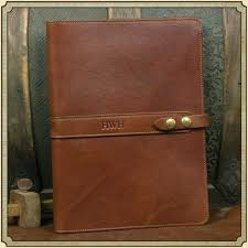 Beautiful Leather Portfolio Case For Resume Pictures - Simple .