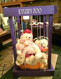 stuffed animal storage zoo plans