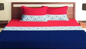 solid blue twin xl comforter flower print quilting summer quilt
