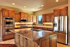rustic cherry kitchen cabinets. Brilliant Kitchen Cabinets  Rustic Cherry Kitchen I Actually Think Its Knotty Alder In M