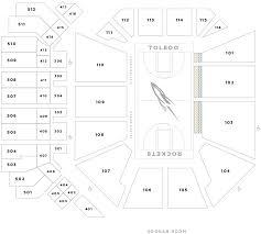 savage arena seating chart
