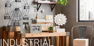 Industrial Furniture & Decor