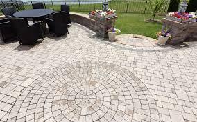 paver patios walkways stone walls