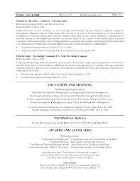 Nurse Recruiter Resume it recruiter resume tigertweetme 30