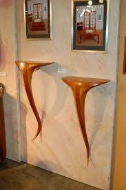 wall mounted tables