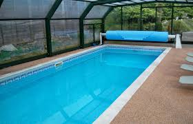 Indoor Outdoor Pool Residential Swimming Pool Designs And Plans Home Design