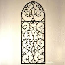 wood and iron wall decor wall art designs wrought iron wall art window grille wrought iron