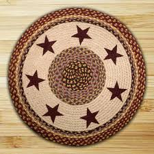 stars braided jute rug by capitol earth rugs