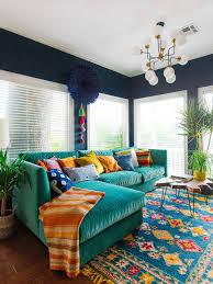 signature designs furniture worthy antique color. Mor Sofa Designed By Justina Blakeney For Jonathan Louis; Bistro Chandelier From EBay; Vintage Moroccan Rug; Navy Blue Walls In Valspar Royal Signature Designs Furniture Worthy Antique Color