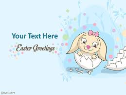 Free Easter Holiday Powerpoint Template Download Free