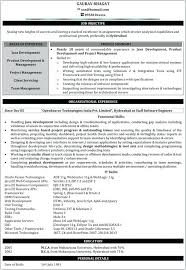 Java Web Sphere Developer Resume Delectable Java Software Engineer Resume Template Developer Example