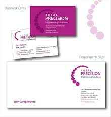 With Compliments Card Design Business Cards And Compliment Slips Fieldmaster Graphic