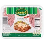 jennie o ground turkey lean 40 oz