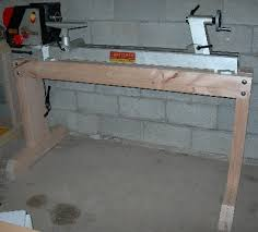 harbor freight lathe stand. lathe stand with craftsman 15 inch harbor freight