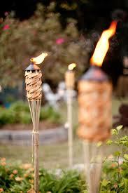Best 25 Tiki Torches Ideas On Pinterest  Bottle Tiki Torch Diy Backyard Torch