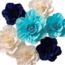 key spring paper flower decorations crepe paper flowers